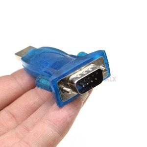 Image 3 - Usb vers rs232 Port série 9 broches DB9 convertisseur usb vers com adaptateur hl 340 ordinateur db9 mâle 9PIN
