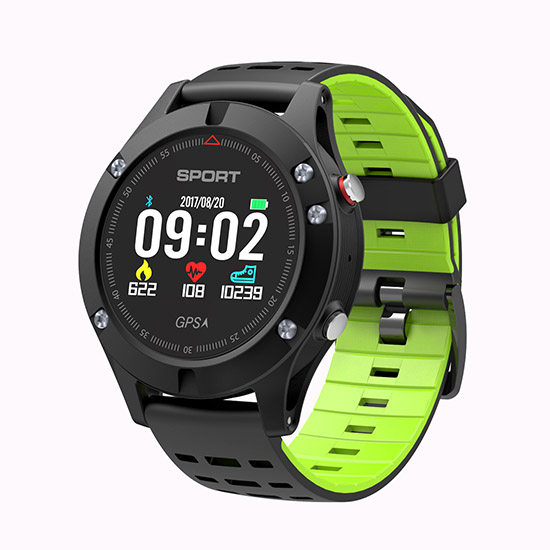 <font><b>Smart</b></font> Uhr <font><b>GPS</b></font> Männer Höhenmesser Barometer Thermometer Bluetooth Wasserdichte Fitness Smartwatch für Android Ios Xiaomi <font><b>Iphone</b></font> image