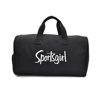 2018 New Multifunctional PINK Gym Fitness Women Sports Bag Sac De Sport Shoulder Bag Tote Handbag Yoga Bags