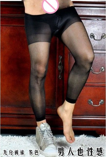 2017 s to promote special ultra-thin core spun silk stockings for men nine mens for mens silk stockings