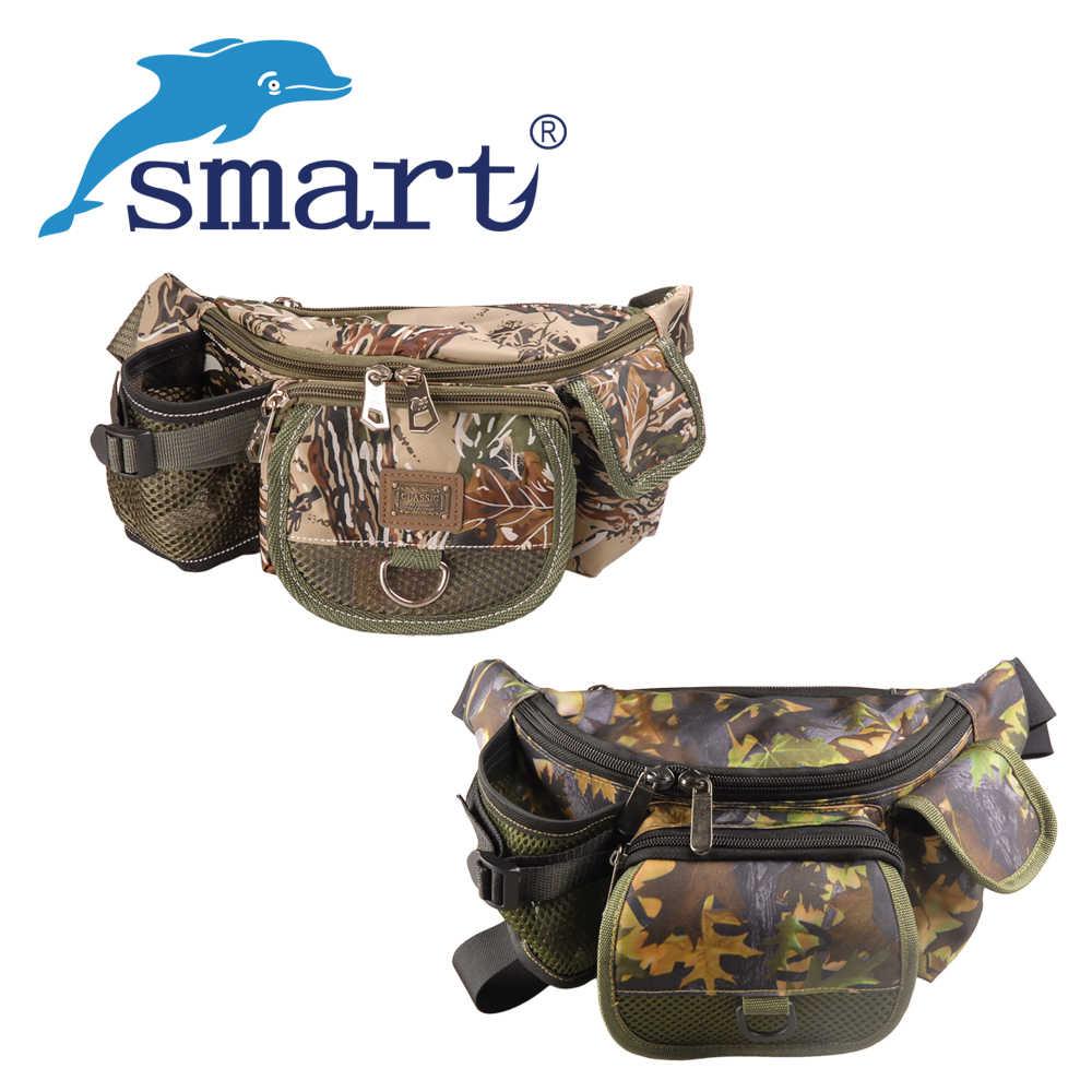 Рыболовные снасти сумка армейская зеленая камуфляж 420D ПВХ многоцелевой сумка для рыболовных принадлежностей для Fly рыболовные аксессуары рюкзак Снасти Сумка
