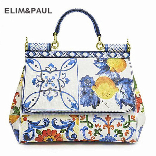 Goddess Luxury Exquisite Print Painted Women Genuine Cowhide Leather Messenger Bag Famous Designer Shoulder Bag Original QualityGoddess Luxury Exquisite Print Painted Women Genuine Cowhide Leather Messenger Bag Famous Designer Shoulder Bag Original Quality