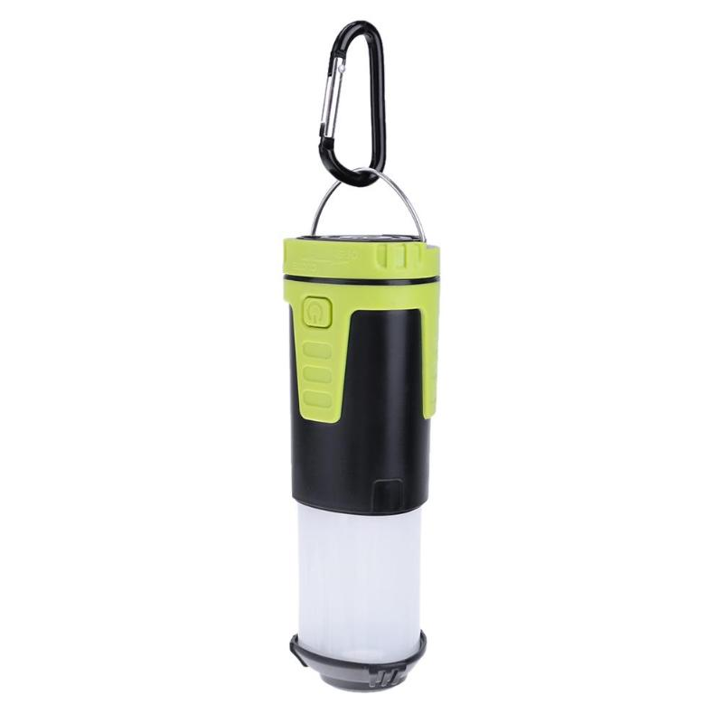 PJ7004 Mini Multifunction Portable Night Light Outdoor Camping Tent Emergency SOS Lamp Repair Work Flashlight Lanterns Torch