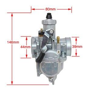 Image 3 - ZSDTRP Mikuni Carburetor VM22 26mm 110cc 125cc Pit Dirt Bike ATV Quad PZ26 Performance Carburetor Part