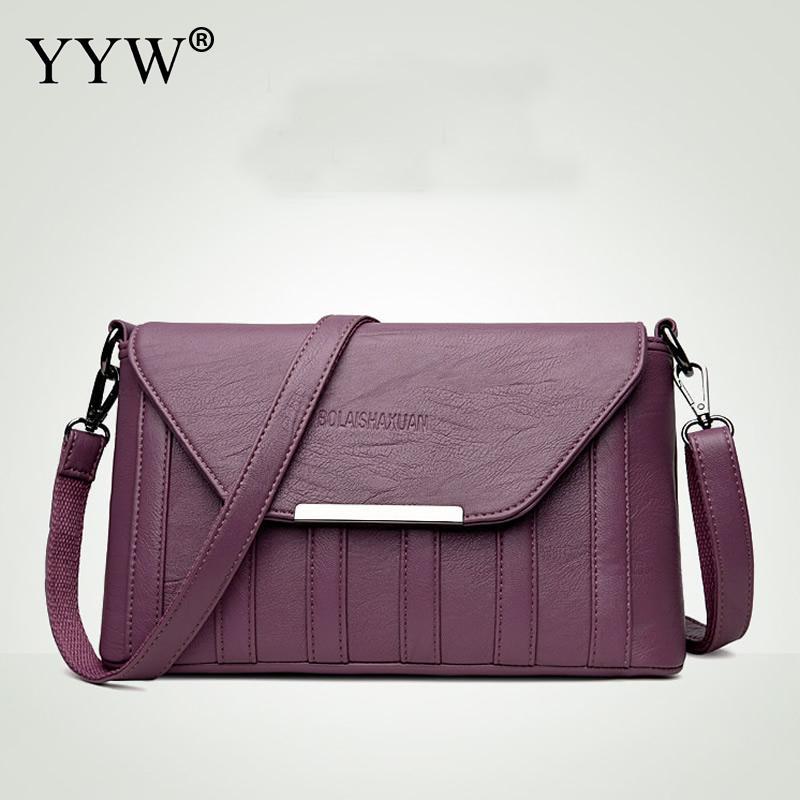 Bandoulière Épaule purple Main Luxe À Femmes Enveloppe burgundy Femelle Sacs De Black Pu Patchwork Rayé blue Dames Poche bronze Cuir En Sac qySwyEHP