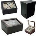 Часы Winders корпус шкаф сетки повернуть часы мотор машина коробка подарок мир использования безопасный разъем часы winders Прямая поставка Новый