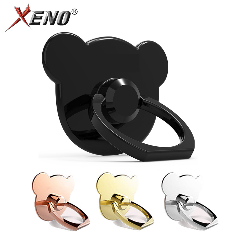 Mobile Phone Stands Magnetic Ring Holder For phone Universal Finger Ring Holder for Apple iphone Samsung Xiaomi Note 7 6