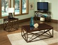 Iron coffee table TV cabinet American country to do the old vintage wood table and a few corners of the tank Telephone Stand Des