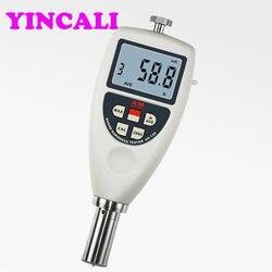 Brzegu twardościomierz miernik AS-120OO cyfrowy twardości używany do bardzo miękkie gumy  gąbki  elastomery termoplastyczne  pianki itp
