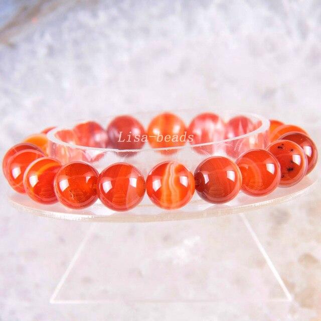 Bracelet Cornaline Orange