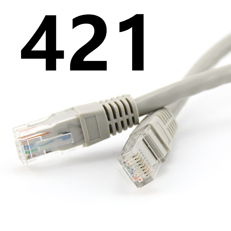 Home B421 Rankman Cat5e Utp Network Cable Lan Cable Rj45 Ethernet Patch Cord Internet Cable For Router Pc 1/3/5/10/15m