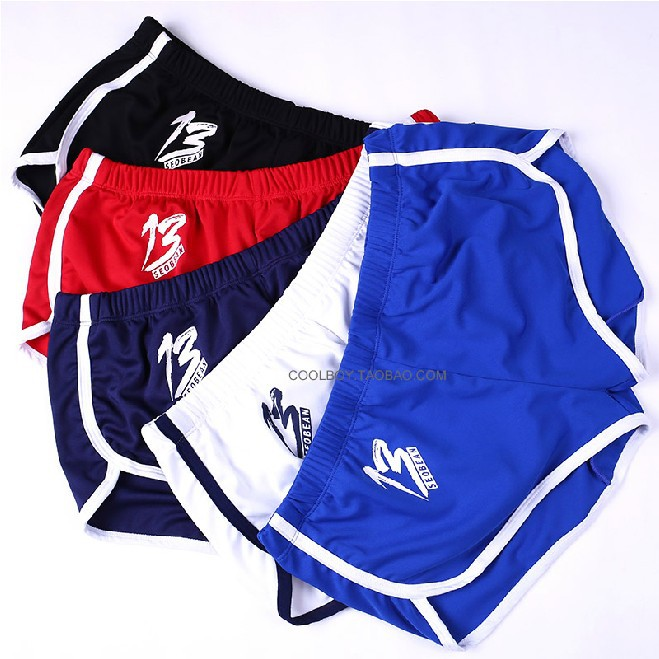 87e03b42a6d493 Aliexpress.com : Buy SEOBEAN Men's Low rise lounge shorts Fashion sleep  shorts boxer underwear Pajama from Reliable boxer underwear suppliers on ...