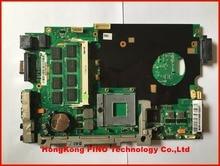 For Asus K40IJ K50IJ laptop motherboard K50IJ Main Board REV 2.1 fully tested working