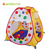 Actionclub Kids Tent Casa Play Tent Teepee Children Outdoor Toys Kawaii Game Playhouse For Children Foldable Sports Beach Tent