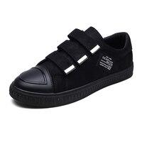 New Men Shoes HookLoop Casual Summer Mans Footwear Miceofiber Moccasin Men S Leather Fashion Mocassim Masculino