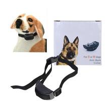 Electricial Hund Anti Rinde Halsband Erziehungshalsbänder Pet Trainer behandlung für bellenden hunde Ausbildung Verhalten Aids