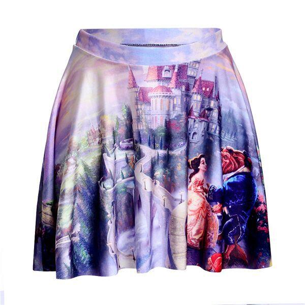 Вентиляция юбка