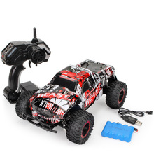 RC Car 2.4G 4CH Rock Climbing Crawlers Driving Drive Bigfoot Car Remote Control Drift Car 1:16 Model Off-Road Vehicle Kids Toys 2 4g remote control climbing model car kids rtr 1 16 remote control military truck 4 wheels drive off road rc model boy gift toy