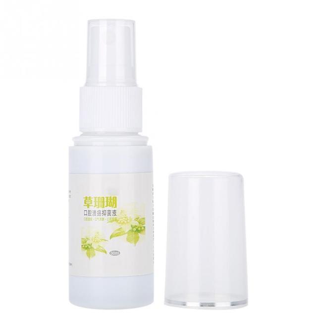 spray mauvaise haleine