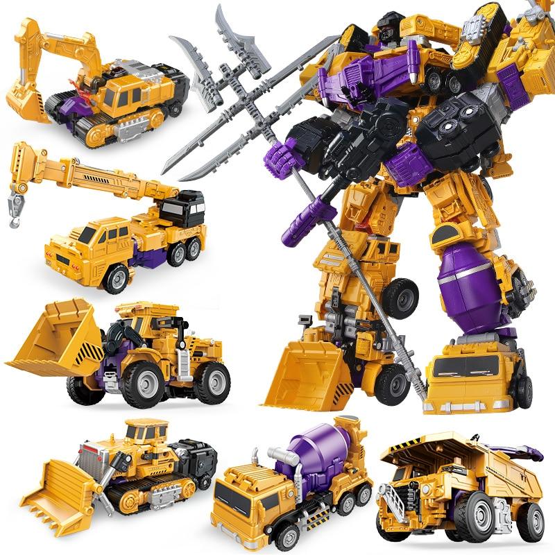 New NBK Transformers GT Engineering Truck Mixmaster Hercules ROBOT Action Figure