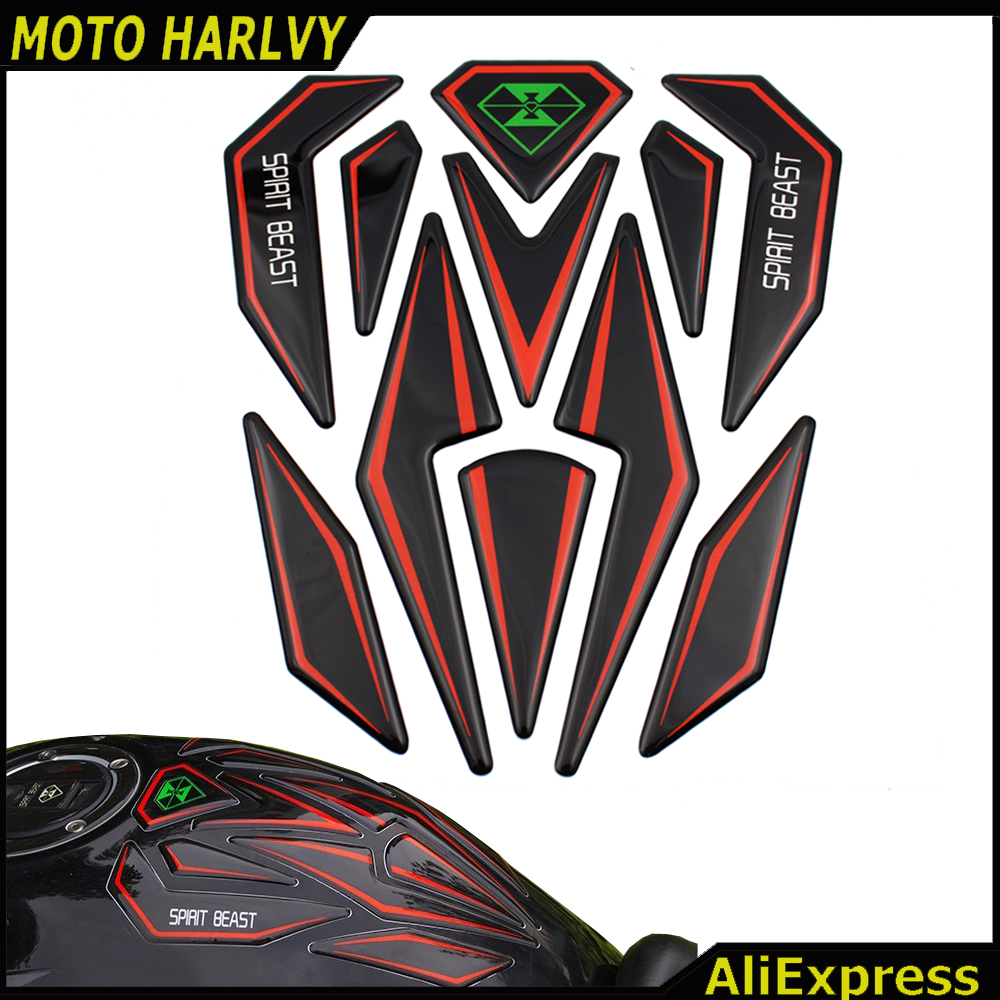 Motorcycle Accessories Oil Tank Sticker Carbon Fiber Decals - Motorcycle helmet decals graphicsreflectivedecalscomour decal kit on the bmw systemhelmet
