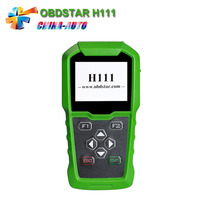 OBDSTAR H111 Opel Auto Key Programmer Can Extracting PINCDOE Support New Models and Odometer