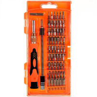1 SET Hot 58 In 1 With 54 Bit Magnetic Driver Kit Precision Screwdriver Set For