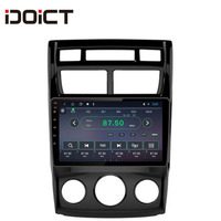 IDOICT Android 8.1 IPS 2G+32G 8 CORE Car DVD Player GPS Navigation Multimedia For KIA Sportage radio 2009 2016 car stereo