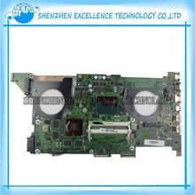 N750JV for ASUS laptop motherboard REV3.0 I7 CPU N750JV N750JK mainboard fully tested