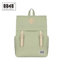 8848 женщин рюкзак Schoo L рюкзаки 15.6 дюймов ноутбука 14.2 л Водонепроницаемый Рюкзак мягкий Back элегантный дизайн рюкзак bag173-002-004