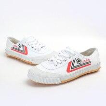 Feiyue/спортивная обувь с амортизацией; дышащая парусиновая обувь на плоской подошве для студентов; обувь для бега в стиле милитари