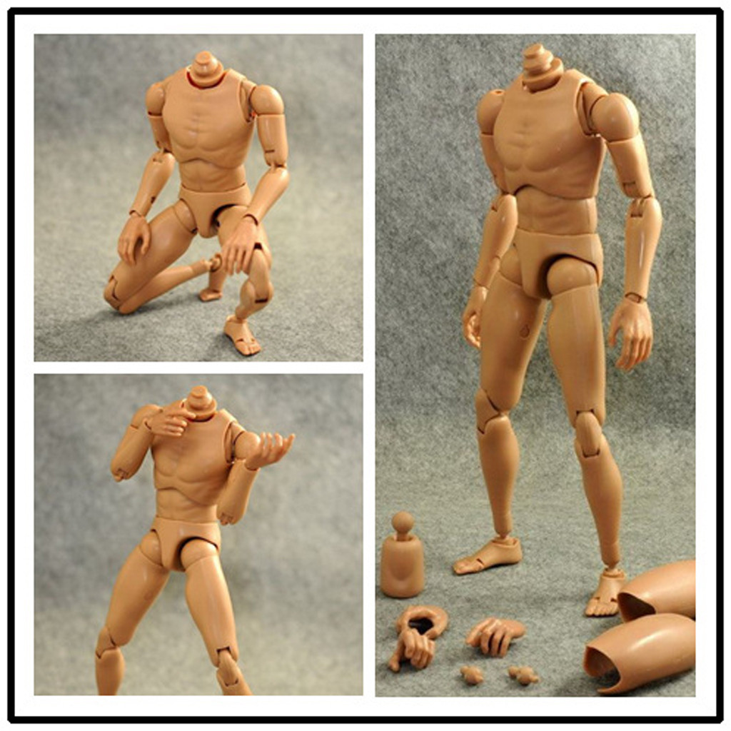 2019 Shop Owner Recommended 1/6 Male Figure Body Narrow Shoulder Ver 4.0 For Hot Toy Baby Doll Toys Accessories Doll Product