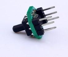 XGZP6847 0.5-4.5V gas pressure sensor Transmitter module Positive and negative -100KPa-40KPa~700KPa
