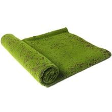 100X100cm Green Grass Mat Artificial Lawns Turf Carpets Fake Sod Home Garden Moss Floor DIY Wedding Decoration
