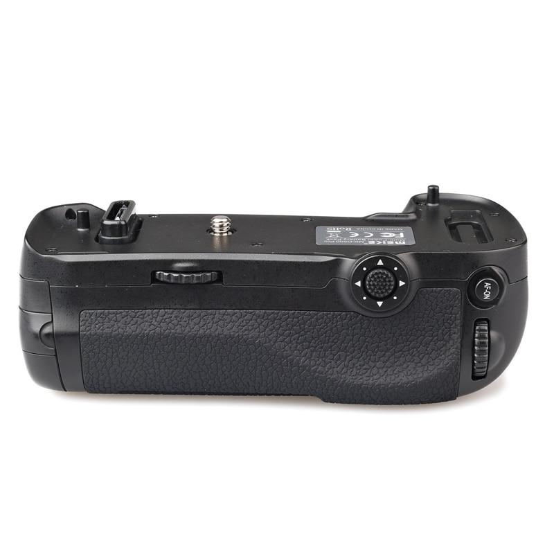 New Battery grip MEKE MK-D500 Pro Built-in 2.4GHZ FSK Remote Control Shooting for Nikon D500 Camera