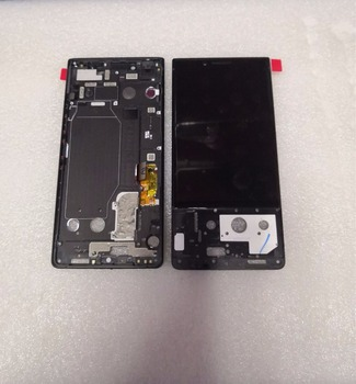 For BlackBerry KEY 2 keyTwo BBF100-1-2-4-6 LCD Display Touch Screen Assembly With Frame Free Tools