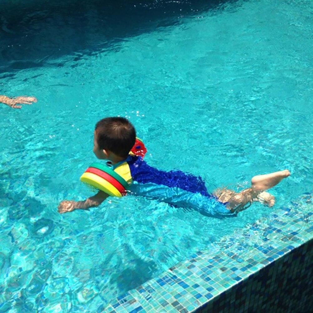 Children Swimming Floating Sleeve Floating Plate Floating Sleeves Fascia Per Braccia Kolluk Yuzme Inflatable Baby Sleeves