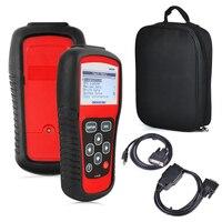DWCX Car EOBD OBD2 OBDII Live Data Code Reader Diagnostic Scanner Check Engine MS509 Kit Tool