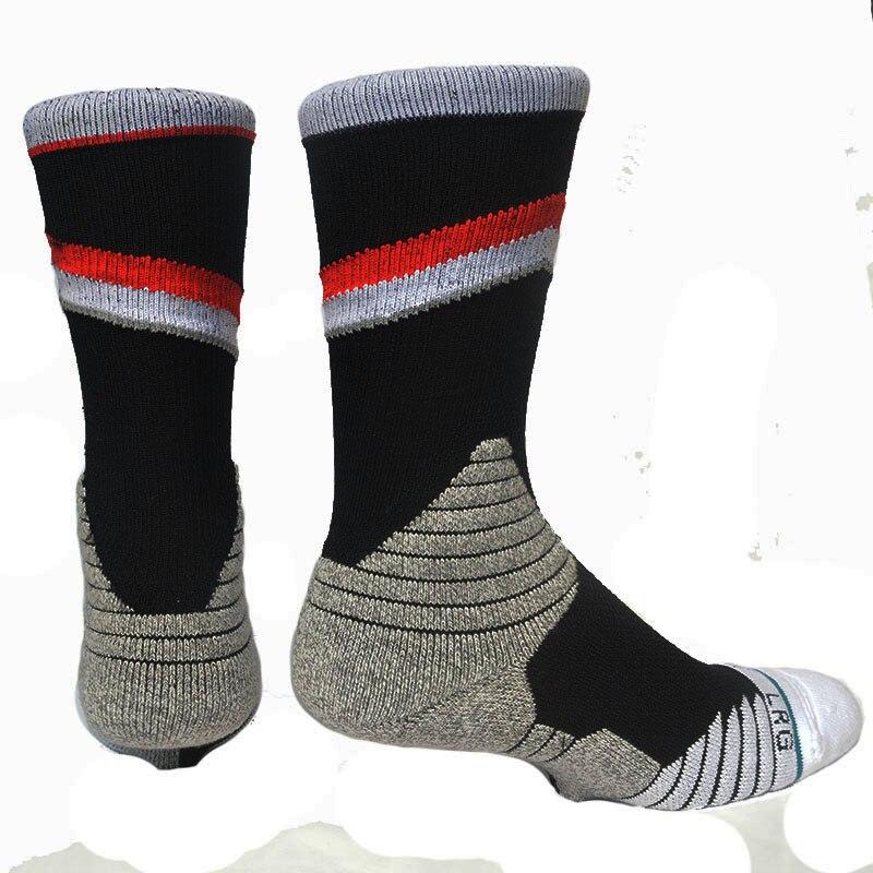 Чулки Для мужчин Скейтбординг носок Портленд Национальной Баскетбольной Команды Экипажа Носки Профессиональный лодыжки защита работает с...