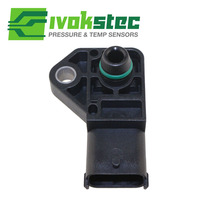 For OPEL AGILA G H COMBO VECTRA C D MERIVA TIGRA 1.2 1.4 2.8 Boost Pressure Manifold Absolute MAP Sensor 0261230197 0261230101