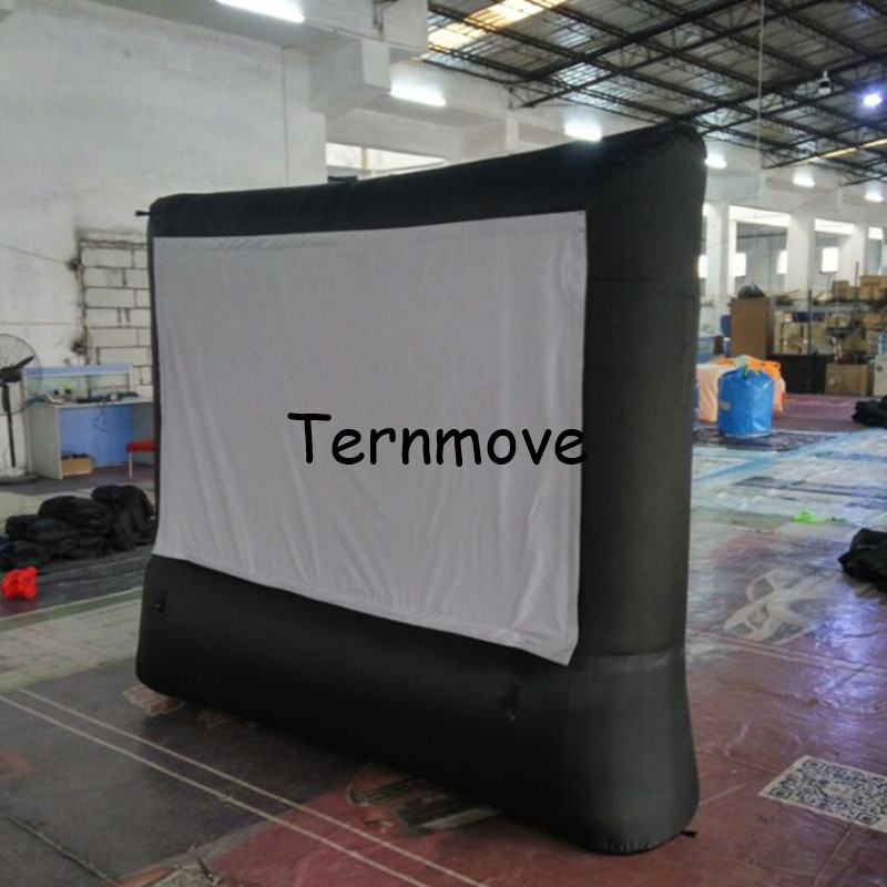 inflatable movie screen inflatable rear projection movie screen inflatable film screen outdoor cinema screen