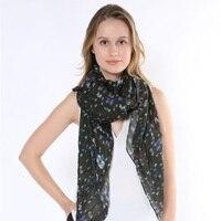 Mix Beauty Color Style Bubble Print Girls Women S Ladies Large Cotton Long Soft Neck Scarf