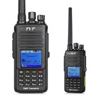 TYT MD-390 GPS Walkie talkie UHF 400-480 mhz DMR Radio Digitale IP67 Impermeabile Walkie talkie Trasmettitore