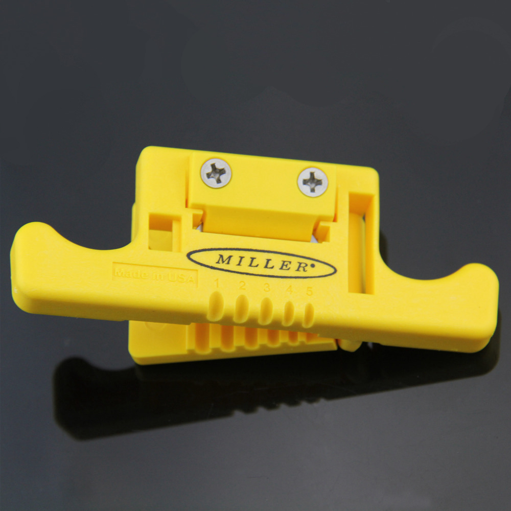 Optical fiber tool Miller MSAT 5 MSAT 5