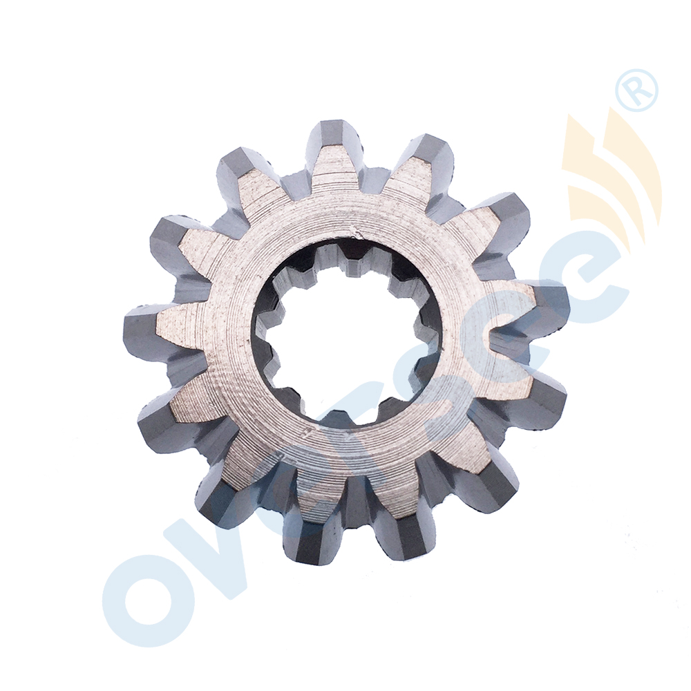 OVERSEE PINION GEAR 647-45551-00 For Yamaha Outboard Engine 8HP 13T