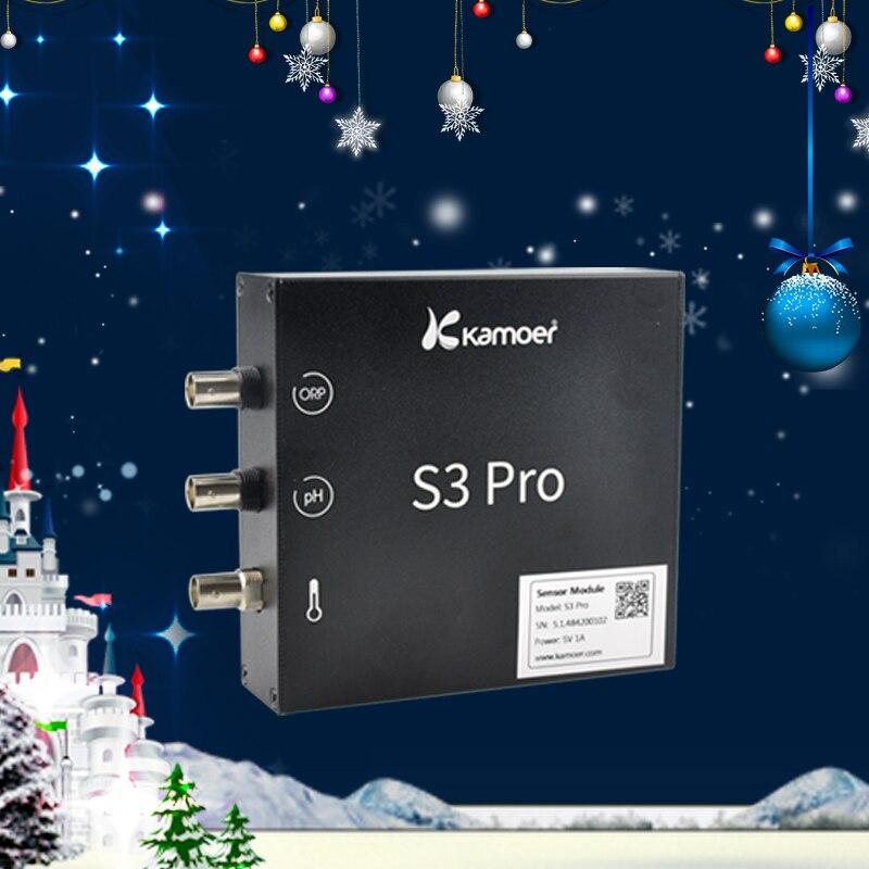 Contrôleur intelligent de Module de capteur professionnel Kamoer S3 Pro pour la surveillance à distance du réservoir d'aquarium