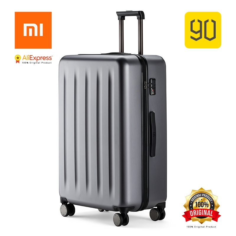 Xiaomi 90FUN Original 100% PC Suitcase Carry on Spinner Wheel Travel Luggage 20