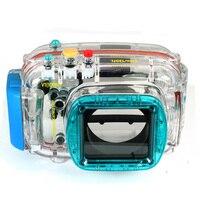 Waterproof Underwater Housing Camera Housing Case For Nikon V1 10mm Lens Meikon