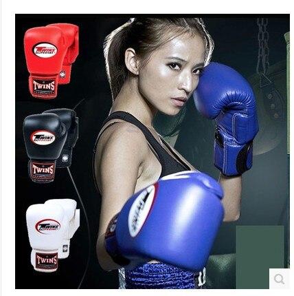BEST SELLING gêmeos luvas de boxe adulto jogando sacos de areia dos homens/mulheres treinamento de luta luvas de boxe luvas de sanda muay Thai