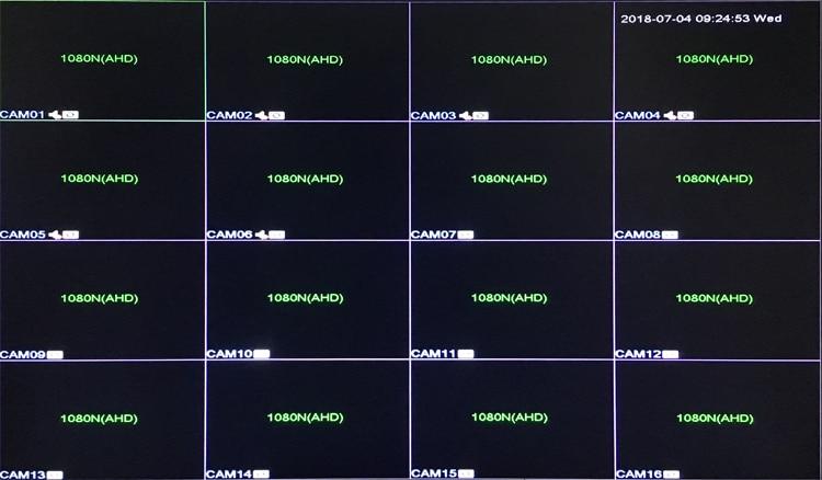 Hi3521A Xmeye 1080N 16 καναλιών 16CH H.264 Surveillance Wifi - Ασφάλεια και προστασία - Φωτογραφία 4